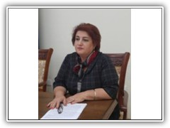Prof. Dr. Nardane Yusifova, Azerbaijan National Academy of Sciences